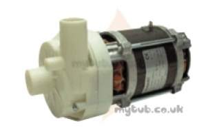 Hobart Commercial Catering Spares -  Hobart 324093-21v Rinse Pump