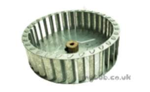 Consolidated Commercial -  Consolidated Mb-118 Blower Wheel-inner