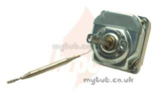 Ego Products -  Cdr Technical Services 55.34052.010 Thermostat 50-300c