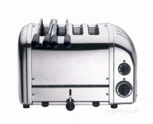 Dualit Appliances -  Dualit 42174toaster Combi 2 X 2