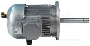 Tom Chandley Bakery Parts -  Chandley B100108 Blower Motor