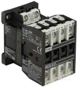 Tom Chandley Bakery Parts -  Chandley Ec105 K2 Contactor240v
