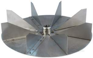 Tom Chandley Bakery Parts -  Chandley 910702 Fan Imp Tc Oven 30 X 18