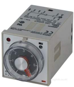 Tom Chandley Bakery Parts -  Chandley Em102 Omron Timer 240v