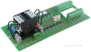Tom Chandley Bakery Parts -  Chandley 732010 Compressor Control Pcb