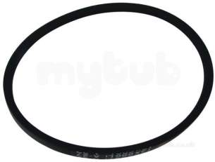 Tom Chandley Bakery Parts -  Chandley Mh928 Drive Belt Jac Bread Mach