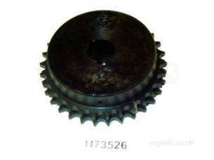 Mono Equipment Bakery -  Mono 104-03-01800 Sprocket 30 Tooth