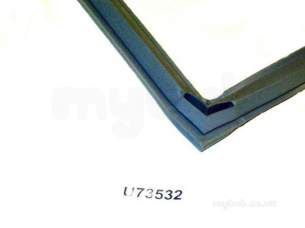 Mono Equipment Bakery -  Mono 150-03-02500 Door Seal 150-03-07800
