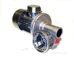 Mono Equipment Bakery -  Mono B755-74-002 Motor Gearbox