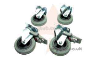 Garland Welbilt -  Welbilt Garland Uk100a Castors-set Of 4