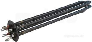 Hobart Commercial Catering Spares -  Hobart 323949-1 Wash Tank Element