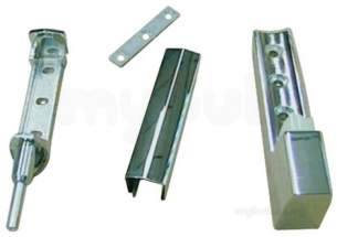 Foster Refrigeration -  Foster 15230420 Door Hinge Chrome