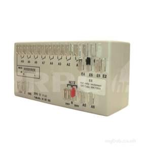 Winterhalter Commercial Catering Spares -  Winterhalter 3105132 Electronic Timer