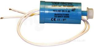 Barbecue King -  Barbecue King Cp002 Capacitor 2.5mf