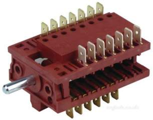 Hobart Commercial Catering Spares -  Hobart 231960-5 Selector Switch