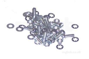 Rowlett Catering Equipment -  Rowlett Rutland Rowlett S165 Screw Set