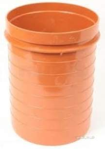 Polypipe Underground Drainage -  Polypipe 110mm Raising Piece Ug427r