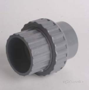 Durapipe Abs Fittings 1 and Below -  Durapipe 1 Abs Plain Skt Union 205 104