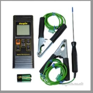 Regin Products -  Regin Regv11 Water And Pipe Temp Kit