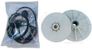 Winterhalter Commercial Catering Spares -  Winterhalter 60003593 Impellor-only
