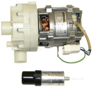 Winterhalter Commercial Catering Spares -  Winterhalter 31-02-539 Booster Pump