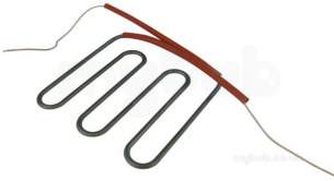 Tecline Catering Spares -  Tecline Bertos 30022500 Top Element