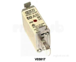 Rs Components -  Rs 421-693 Gl-gg Size C00 Nh Fuse 50a
