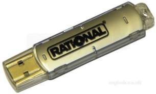 Rational Uk Ltd -  Rational 87.00.010 Memory-stick Scc