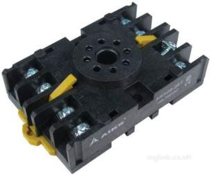 Foster Refrigeration -  Foster 1624034 Relay Base 8 Pin 16240134