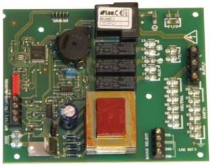 Williams Refrigeration -  Williams Therm 550 Contrl Mother Board