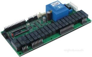 Hobart Commercial Catering Spares -  Hobart 897502-1 Control Pcb Catering Part