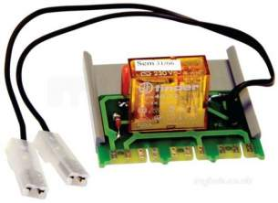 Hobart Commercial Catering Spares -  Hobart Elec2004 Cavity Fan Relay Pcb