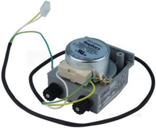 Hobart Commercial Catering Spares -  Hobart 775556-11 Rinse Aid Pump