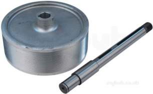 Hobart Commercial Catering Spares -  Hobart 00-739170 Input Shaft Pulley Kit