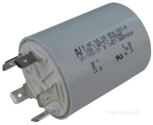 Merrychef Microwaves Ltd -  Merrychef 30z1340 Mains Filter 16a