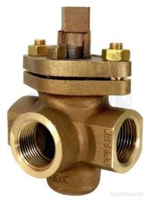 Brownall Winn Univent Valves -  Winn 1988 Three-way Boiler Vent Valve 50