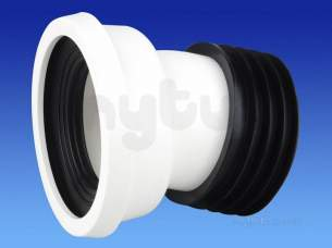 Wavin Certus Products -  14 Wc Conn Fin Seal Spigots Cwc144w