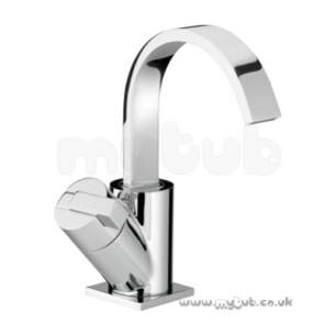 Bristan Brassware -  Chill Single Lvr Mono Basin Mixer Exc Waste