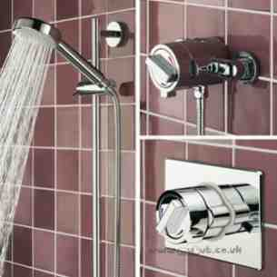 Bristan Showering -  Chill Universal Therm Shower Valve Cp
