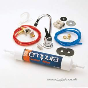 Bristan Brassware -  Empura Water Filter With 10 Inch Tap Cp
