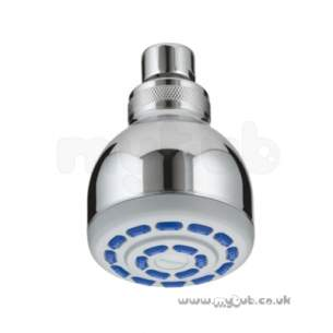 Bristan Showering -  Bristan Fh100 S/function Fixed Head Cp