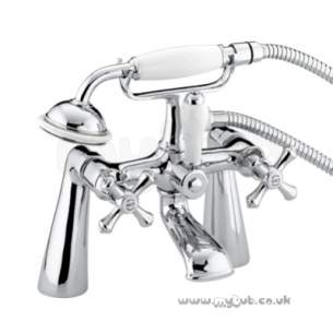 Bristan Brassware -  Bristan Colonial Bath/shower Mixer Cp