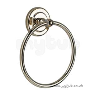 Bristan Accessories -  Bristan Colonial Towel Ring Gp K Ring G