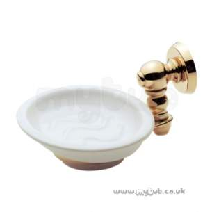 Bristan Accessories -  Bristan 1901 Soap Dish Gp N Dish G