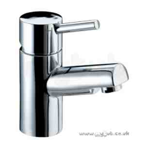Bristan Brassware -  Prism Basin Mixer Excl Waste Chrome Plated Pm Basnw C