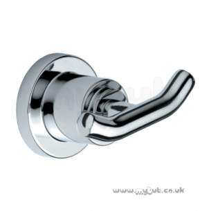 Bristan Accessories -  Bristan Prism Robe Hook Cp Pm Hook C