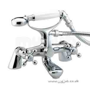 Bristan Brassware -  Regency Luxury Bath/shower Mixer Gp