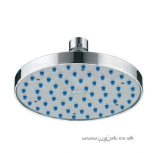 Bristan Showering -  Bristan 101 S/function Fixed Head Cp