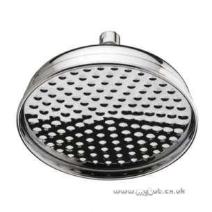 Bristan Showering -  12 Inch Trad Shower Rose C/w Swivel Cp