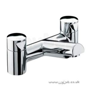 Bristan Sigma Pillar Bath Filler Cp